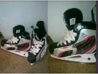 Size 4 Sbk Ice Hockey Skates