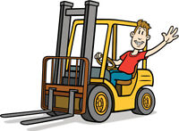 JOB WANTED:  Fork-Lift/ General Labour/Warehouse