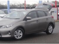 Toyota Auris 2013 hybrid 2 owners full service history same as Prius Pco / Uber ready
