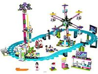 Heartlake Lego friends amusement park set-retired