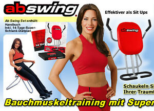 ABswing and ABslide for immediate sale