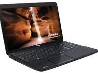 Toshiba Satellite Pro C850 15.6 inch Laptop (Intel Core i3 2348M 2.3GHz