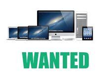 "WANTED Macbook pro-retina,MacBook AIR-11""-12""-13""-15"""