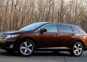 2010 Toyota Venza SUV, Touring package