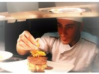 Freelance chef in London ready for new booking