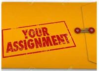 Assignment\ & /Online course help