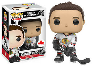 Jonathan Toews Funko Pop Figure at JJ Sports!