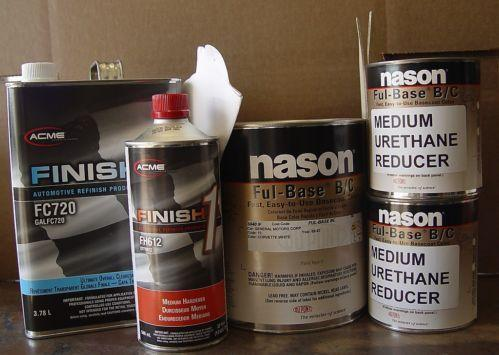 Nason clear other auto tools supplies ebay for Automotive paint suppliers