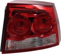 2010 Dodge Charger tail light