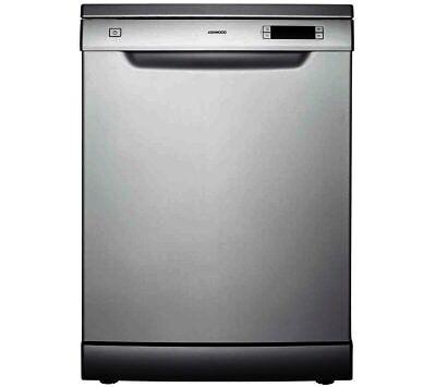 Kenwood Silver Freestanding Dishwasher