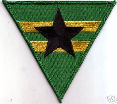 SERENITY MOVIE BROWNCOATS TRIANGLE PATCH - SRNTY10