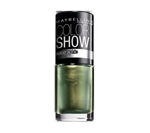 Maybelline New York Color Show Holographic Nail Lacquer