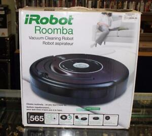 Aspirateur automatique IROBOT Roomba 565