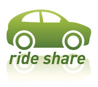 Rideshare from Brantford to Hamilton