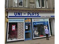 Restaurant Takeaway Opportunity Shop And plus 2 Flats To Let Or For Sale