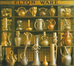 USED-VG-Elton-Ware-The-Pottery-of-Sir-Edmund-Elton-by-Malcolm-Haslan