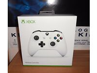 xbox one white controller boxed_unopened_sealed.