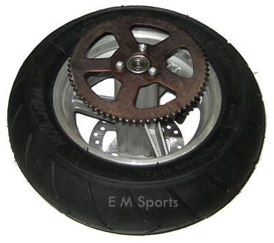 Mini Pocket Bike Parts Rear Tire Wheel Rim Cag A1 A2 A3