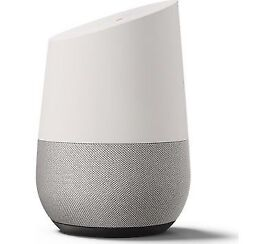 🔊 Google Home Smart Speaker & Assistant. (Brand New/Unopened) Like Alexa/Echo, RRP £129