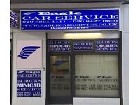 Minicab Office And A1 Retail Trading as Barber Shop For Sale