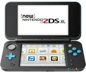 Nintendo 2DS XL - adult owned, barely used, like new condition