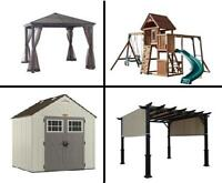 Outdoor Furniture Assembly - Durham Region