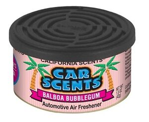 CALIFORNIA SCENTS AIR FRESHENER OFFICE HOME BUSINESS CAR CHOOSE ALL FRAGRANCES
