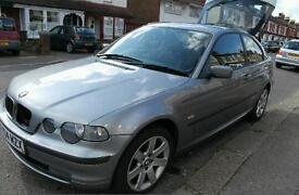 BMW 316ti for sale cheap quick sale required