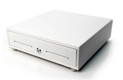 """13""""  Star Cash Drawer All White """"new"""" Cd3-1313bwt35-s2 """"3bill/5coin For Cad"""""""