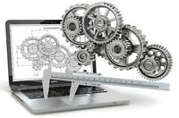 CAD Drafting and 3D SolidWorks Modelling Services