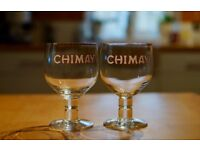 Chimay Beer Glass 330 Centilitres