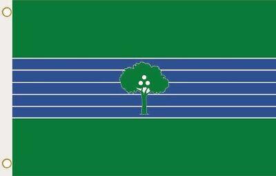 Fahne Flagge Abrera (Spanien) Hissflagge 90 x 150 cm