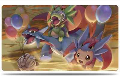 Pokemon Dragons Custom Playmat Salamence Pikachu Pretend costume Family Play Mat - Pokemon Family Costumes