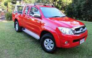 2010 Toyota Hilux Ute **12 MONTH WARRANTY** Coopers Plains Brisbane South West Preview
