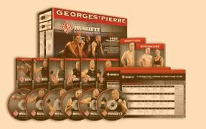 Georges St-Pierre RushFit  8 Week Ultimate Home Training Program