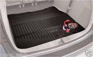 genuine honda odyssey folding cargo mat 2011 2015 ebay. Black Bedroom Furniture Sets. Home Design Ideas
