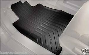 Honda Crv All Weather Floor Mats Ebay