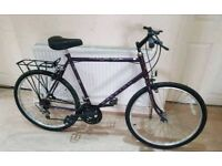 Fantastic 26inch men's Raleigh mountain bike in good condition all fully working