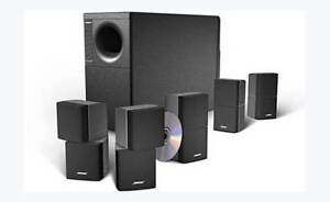 Bose Acoustimass 6 Series 2 Speaker System