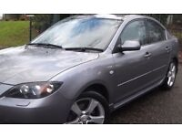 ((LOW MILES 56,000 MILES ))) MAZDA 3 TS 1.6 ((LOW INSURANCE))* 5 DRS*MOT- 22/12/17*VERY CLEAN CAR*