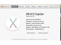 """iMac 21.5"""" // 2.5Ghz i5 // 16GB RAM // Mid-2011"""
