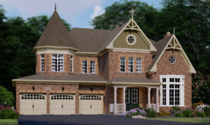 BRAND NEW DETACHED HOMES IN GEORGETOWN. VIP SALES EVENT