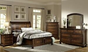 QUEEN PORTER 5 PC BEDROOM SUITE, KING ALSO AVAILABLE