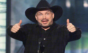 4 LOWER BOWL TICKETS IN A ROW TO GARTH BROOKS ONLY $299 EACH