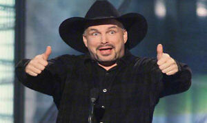 ENTER TO WIN FREE TICKETS TO SEE GARTH BROOKS FRIDAY FEB 24