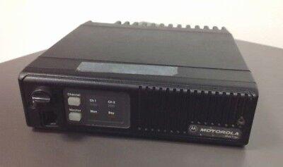 Motorola Maxtrac D34mja73a5ck 15w Uhf Untested