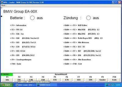 bmw diagnose software download