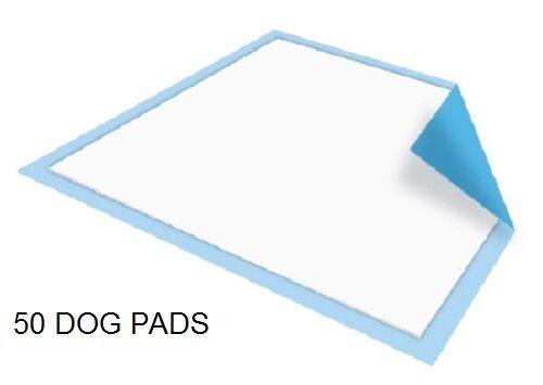 50-300pcs Dog Puppy 23 x17 Pet Housebreaking Pad, Pee Training Pads, Underpads - $16.99
