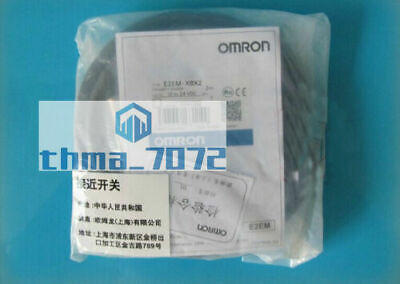 Omron Proximity Switch E2em-x8x2 12-24vdc New