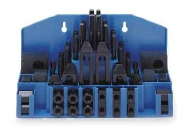52 Pc Te-co Promo Clamp Kit 5812-13 Stud 20402pl For Bridgeport Style Machine